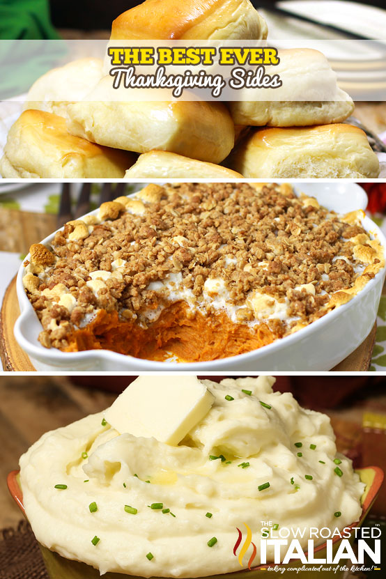 http://www.theslowroasteditalian.com/2014/11/best-ever-thanksgiving-sides.html