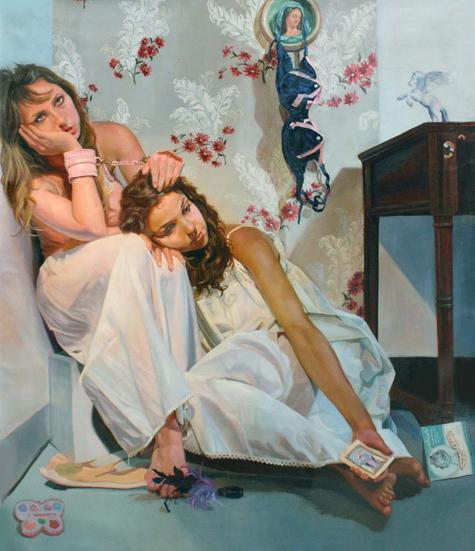 Panni Malek | Los Angeles Artist | 1984
