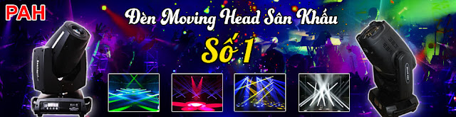 đèn moving head