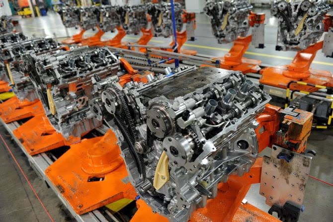 brighton ford ford makes 500 million investment in lima engine plant. Black Bedroom Furniture Sets. Home Design Ideas