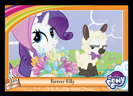 MLP Forever Filly Series 5 Trading Card