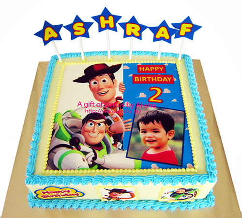 Birthday Cake Toy Story