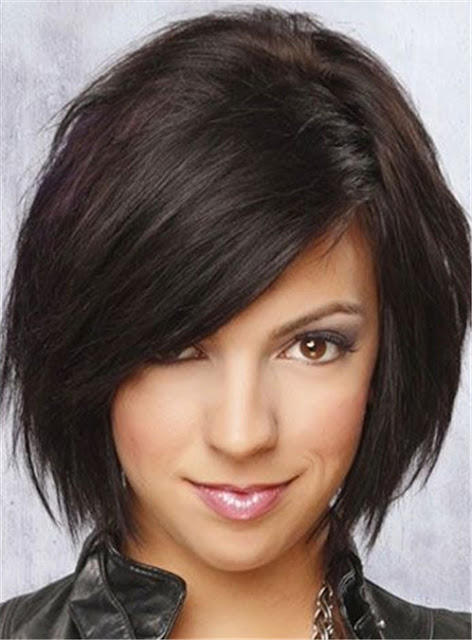 Women 12 Inches Short Straight Full Lace Cap Human Hair