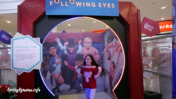 Science Circus - Robinsons Place Bacolod - The Science Museum