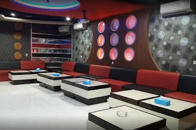 SAMOSIR karaoke-cafe-resto Banjarmasin