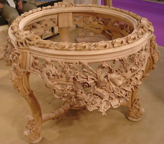 Why Is Carved Wooden Furniture So Famous?