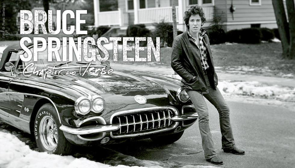 Born to Run: La biografía de Bruce Springsteen