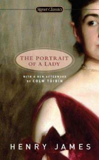 The Portrait of a Lady by Henry James book cover