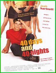 40 días y 40 noches (2002) | DVDRip Latino HD Mega 1 Link