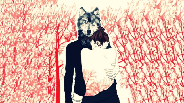 Caperucita y el lobo de la manada...