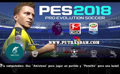 Pro Evolution Soccer 2018 Lite Android