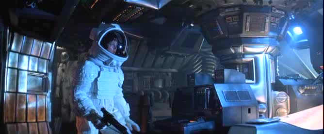dallas alien 1979 space suit - photo #16