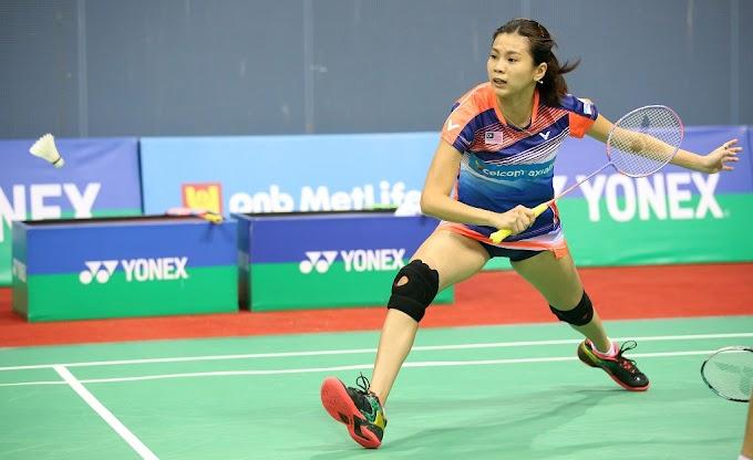 Badminton : Goh Liu Ying Sah Boleh Beraksi di Sukan Asia
