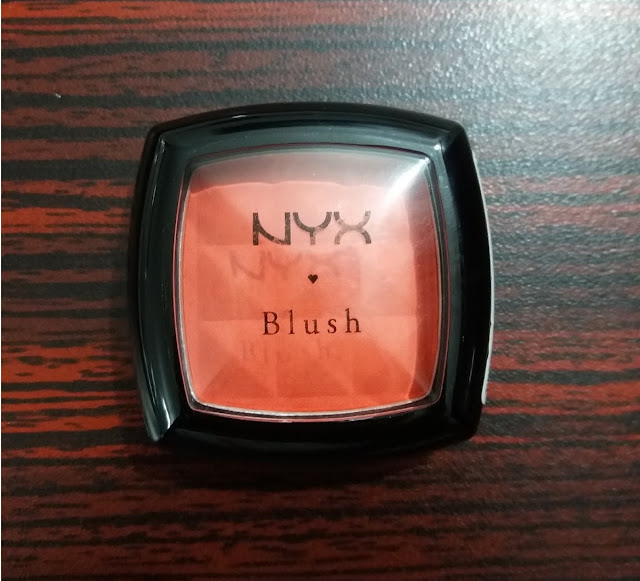 NYX Powder Blush Cinnamon Review and Swatches