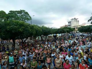 Vereadora Presidente da câmara municipal de Guarabira realiza festa em comemoração ao dia das mães.
