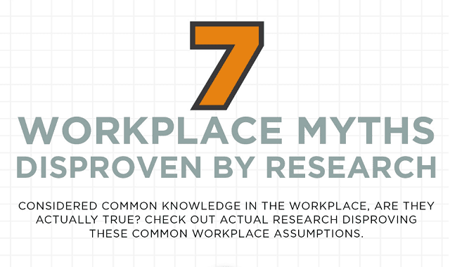 7 Workplace Myths Disproven by Research