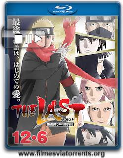 The Last Naruto: O Filme (The Last: Naruto the Movie) Torrent - BluRay Rip