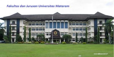 Daftar Fakultas dan Jurusan UNRAM Universitas Mataram Terbaru
