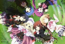 Little Busters Refrain - Anime Little Busters VietSub