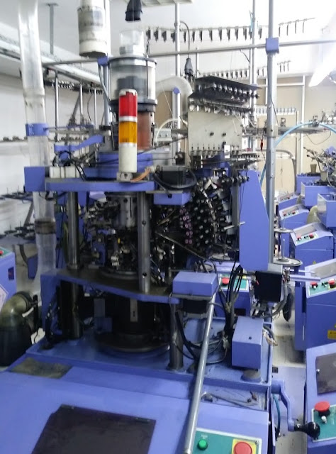 Hosiery Machines
