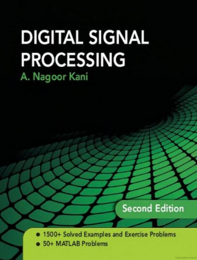 digital signal processing by nagoor kani free pdf