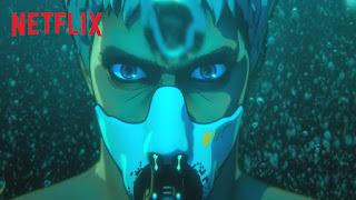 Altered Carbon: Nova Capa dublado em português - trailer do anime