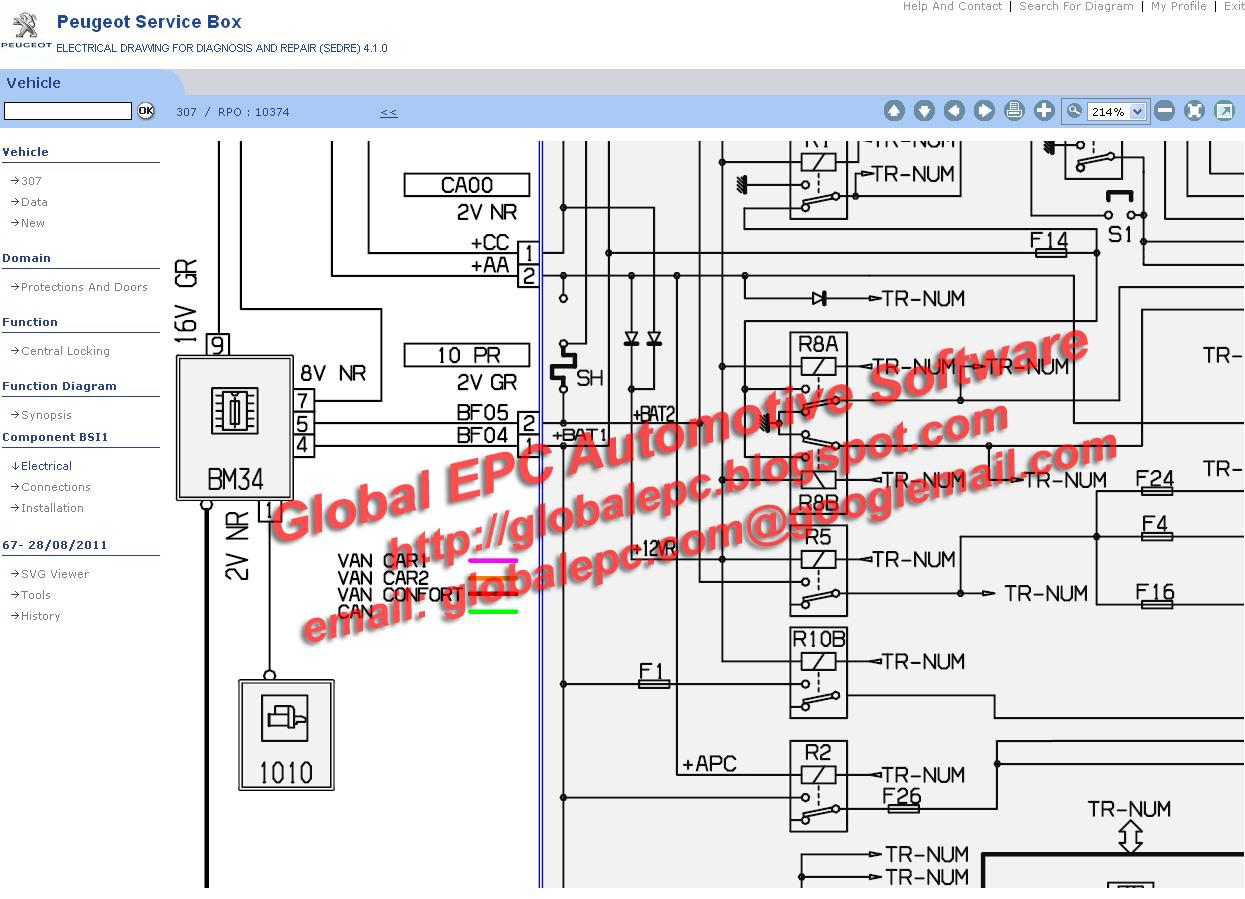 peugeot 106 wiring diagram pdf [ 1245 x 899 Pixel ]