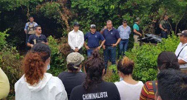 Hallan 166 cuerpos en fosas clandestinas al este de México