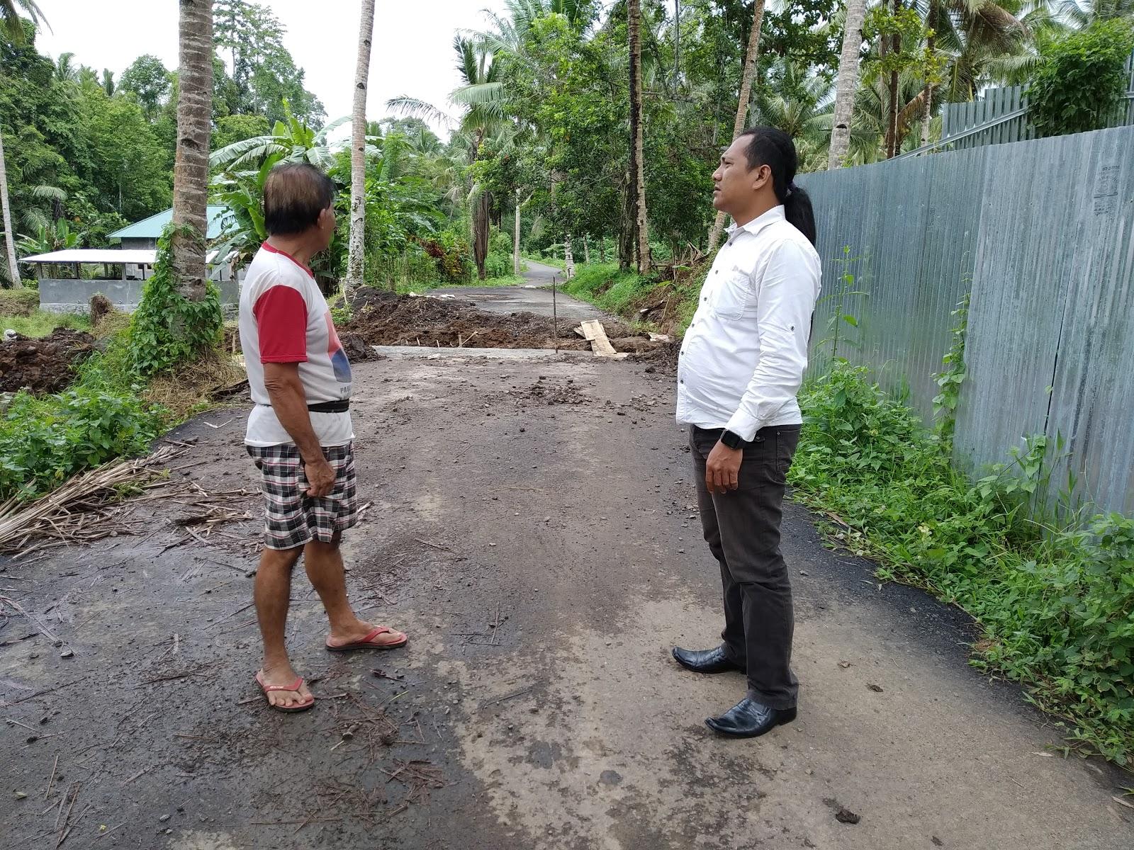 Usut Aroma Korupsi di Proyek Jalan dan Jembatan Desa Kokole
