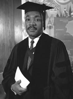Martin Luther King, Jr. Boston University