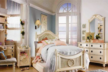 Best Shabby Chic Wall Paint Colors