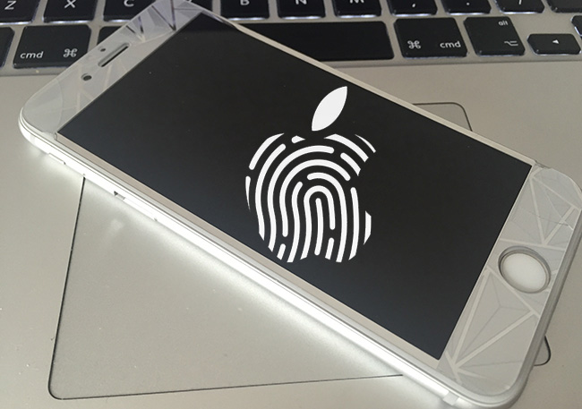 iPhone Touch ID not working