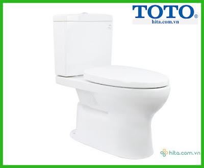 Bồn cầu TOTO CS320DRT3 tiết kiệm nước