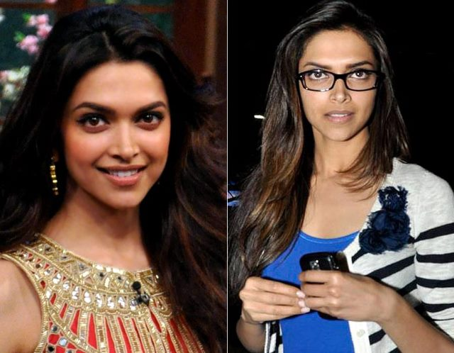 10 Bollywood Celebrities Without Make Up