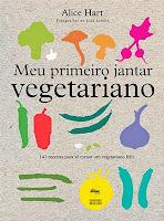Meu Primeiro Jantar Vegetariano