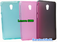 Carcasa gel Lenovo S860