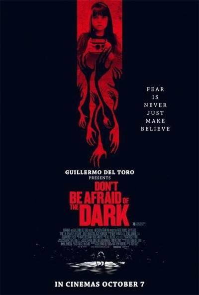 No Tengas Miedo a La Oscuridad 2011 BRRip 720p HD Español Latino Descargar