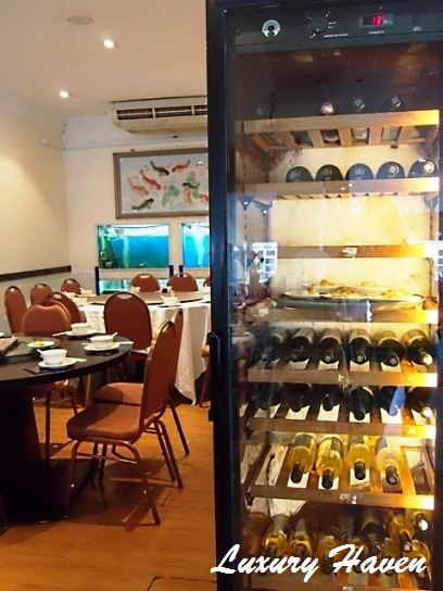 orchid live seafood restaurant wines