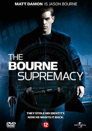 The Bourne Supremacy 2004 BluRay 350MB Hindi Dual Audio 480p Watch Online Full Movie Download bolly4u