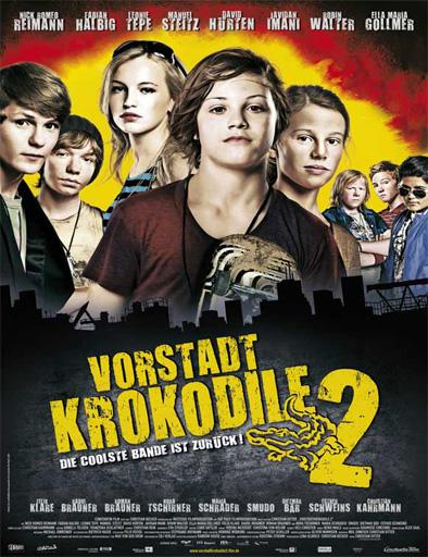 Ver Los cocodrilos 2 (Vorstadtkrokodile 2) (2010) Online