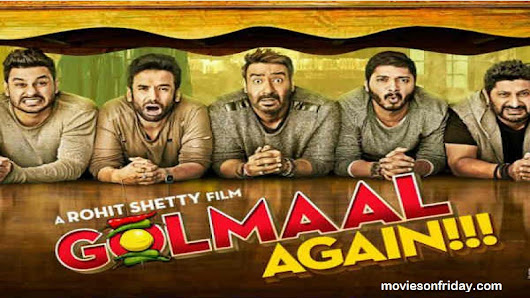 Golmal Again Trailer : Masti With Magic