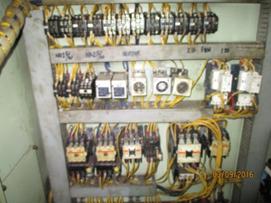 MT Sirius Boiler Panel Control Boiler