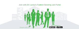 Sri Lanka Jobs Vacancy Online Job websites Apply now https://www.dreamjobs.lk/