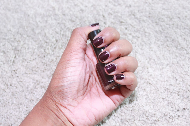 RIMMEL BLACK CHERRY