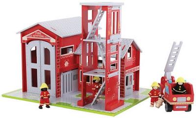 joc - statie de pompieri