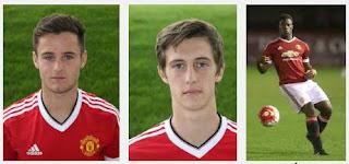 Manchester United Resmi Lepas Tiga Pemain Mudanya