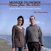 Joanne McIver & Christophe Saunière The Three Sisters