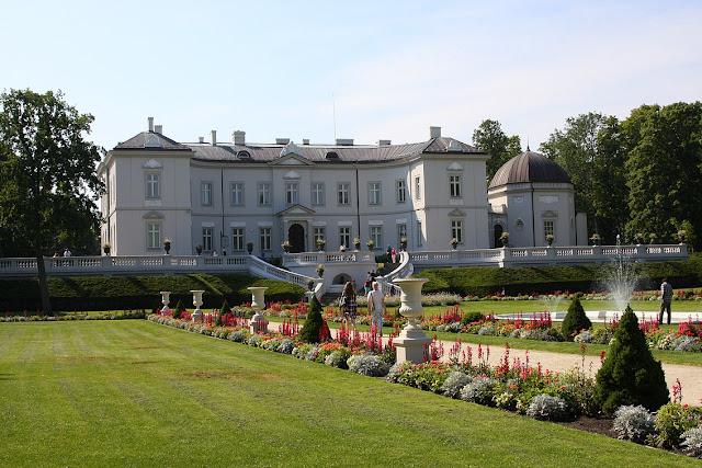 Музей янтаря, Паланга, дворец Тышкевичей