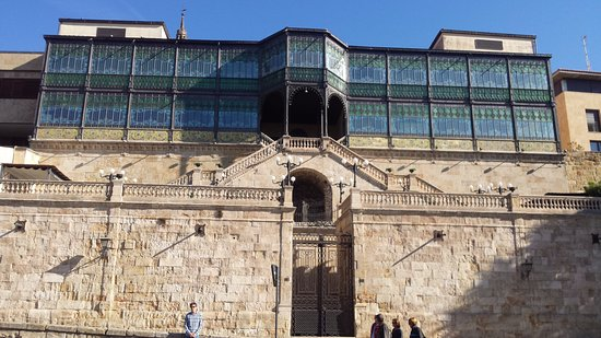 Museu de Art Nouveau Art Decó- Salamanca
