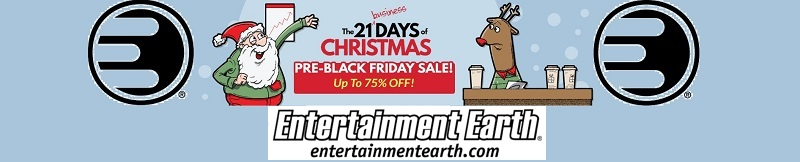 Entertainment Earth Black Friday 2018 Sale